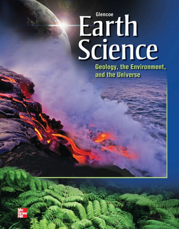 Science: Earth and Space Science Lot, + 3 Booklets: Quizzes and Key, Test Key